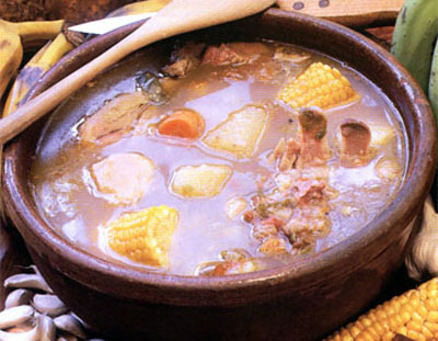кубинский суп ахиако криольо рецепт